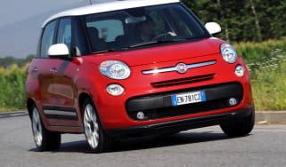 Fiat 500L front