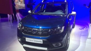 Dacia Sandero - Paris front three quarter