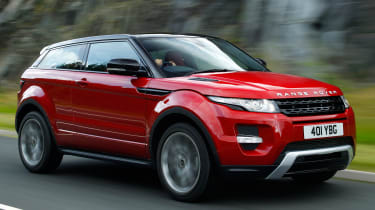 Best cheap 4x4s and SUVs - Range Rover Evoque