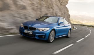 BMW 4 Series Gran Coupe 2014 front