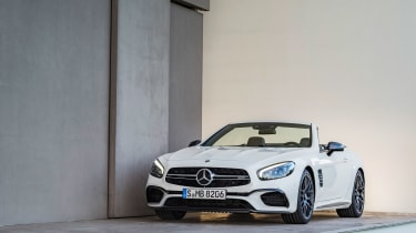 Mercedes SL facelift 2015 6