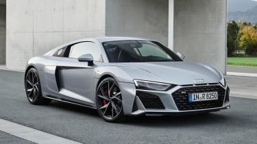 Audi R8 RWD Coupe - front static