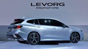 Subaru Levorg - rear Tokyo