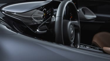 McLaren Elva - detail