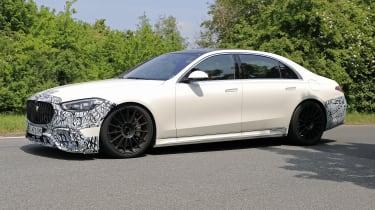 Mercedes-AMG S 63 - side