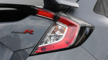 Honda Civic Type R - brake light