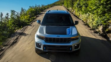 Jeep Grand Cherokee 4xe - full front