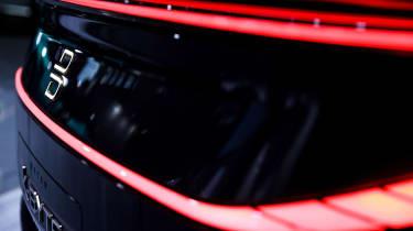Byton K-Byte Concept - show rear lights