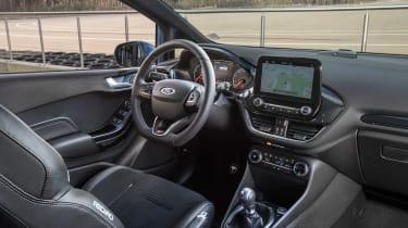 Ford Fiesta ST - interior