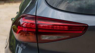 Hyundai Tucson - taillight