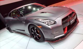 Nissan GT-R Nismo at LA