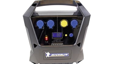 Michelin 12267 Cordless Rechargeable Inflator
