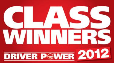 Class winners
