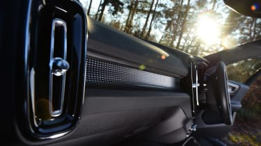 Volvo XC40 - dashboard