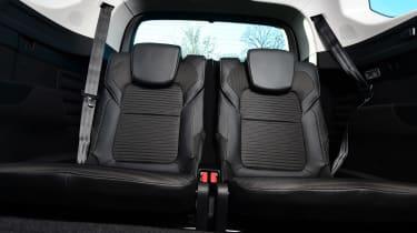 Renault Grand Scenic - back seats