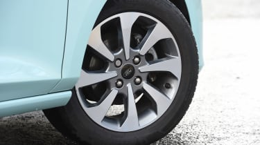Ford Fiesta long term test - first report wheel