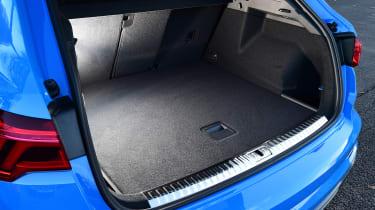 Audi Q3 - boot