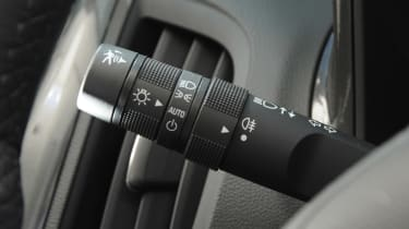 Vauxhall Ampera indicator stalk