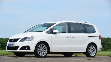 SEAT Alhambra - front static