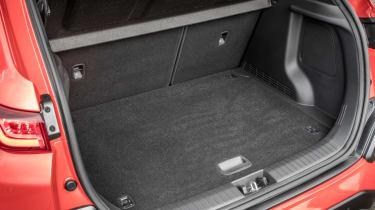 Hyundai Kona review - boot