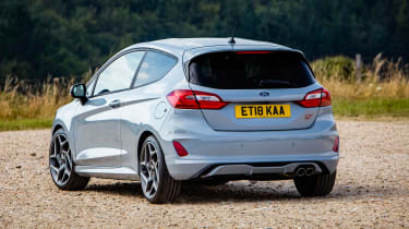 Ford Fiesta ST - rear
