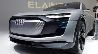 Audi Elaine concept - front detail