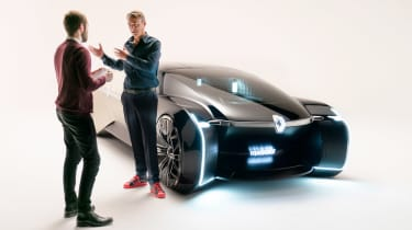 Renault EZ-Ultimo - interview