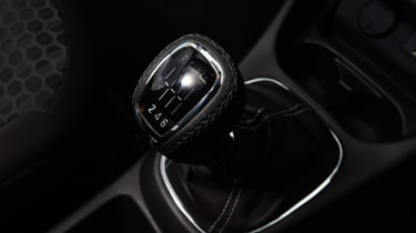 Vauxhall Corsa - gear stick