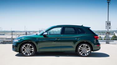 Audi SQ5 - side