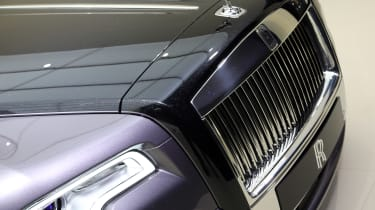 Rolls-Royce Ghost Elegance Geneva - front detail