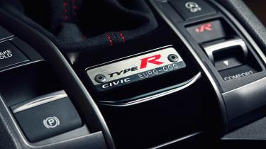 Honda Civic Type R Limited Edition - interior detail