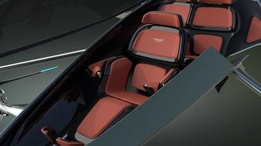 Aston Martin Vision Volante Concept - seats