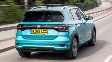 Volkswagen T-Cross - rear
