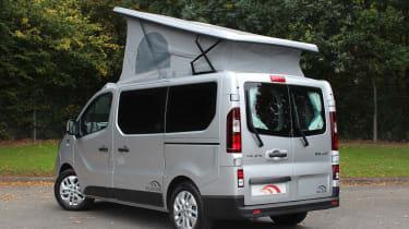 Renault camper van