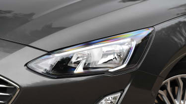 Ford Focus - headlight