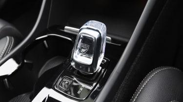 Volvo XC40 T4 - transmission