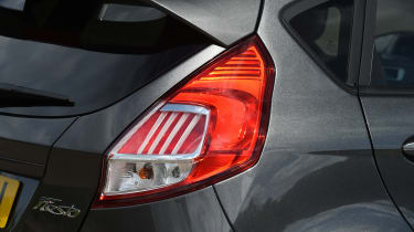 Ford Fiesta - taillight