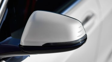 New BMW 1 Series 2019 mirror