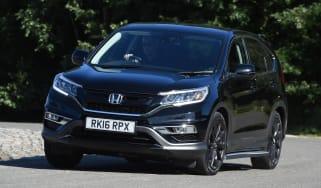 Honda CR-V Black Edition 2016 - Front Cornering