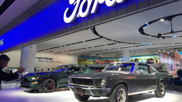 Detroit Motor Show 2018 - Ford