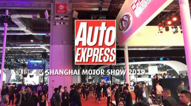 Shanghai Motor Show 2019 - header