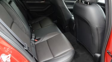 MINI Clubman - rear seats