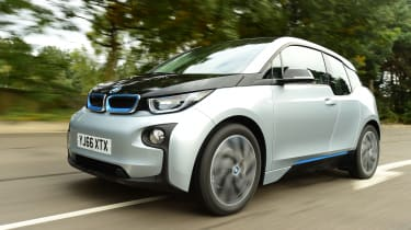 Best cars for under £20,000 - BMW i3