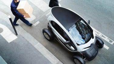 Renault Twizy Cargo header