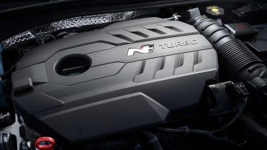 Hyundai i30 N Fastback - engine