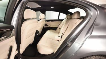 BMW 5 Series - studio rear deats