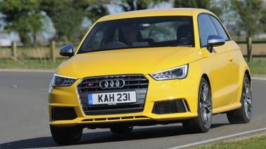 Best hot hatchbacks of the 2010s  - Audi S1