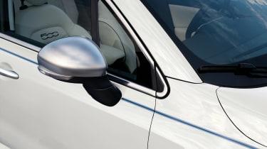 Fiat 500X Dolcevita - wing mirror