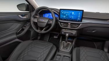Ford Focus Active - dash