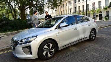 Driver Emotion Test - Hyundai Ioniq